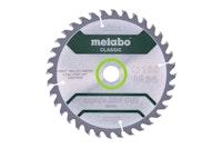 "Metabo Sägeblatt ""cordless cut wood - classic""165x1,6/1,0x20 Z18 WZ 20°"