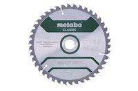 """Metabo Sägeblatt """"multi cut - classic""""165x2,2/1,4x20 Z42 FZ/TZ 5°"""
