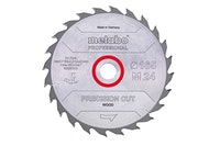 "Metabo Sägeblatt ""precision cut wood - professional""210x2,6/1,8x30Z56 WZ 10°"