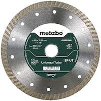 "Metabo Diamanttrennscheibe 180x22,23mm""SP-UT""Universal Turbo ""SP"""