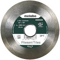 """Metabo Diamanttrennscheibe 115x22,23mm""""SP-T""""Fliesen """"SP"""""""