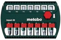 Metabo Bit-Box Impact 49 für Bohr- und Schlagschrauber