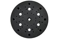"""Metabo Schleifteller 150 mm """"multi-hole"""" mittelharte Ausführung mit Kletthaftung für SXE 450 TurboTec SXE 3150"""