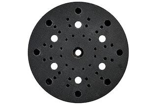 """Metabo Schleifteller 150 mm""""multi-hole""""mittelharte Ausführungmit Kletthaftungfür SXE 450 TurboTecSXE 3150"""