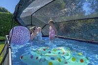 Exit Pool Sonnendach 220 x 150 cm