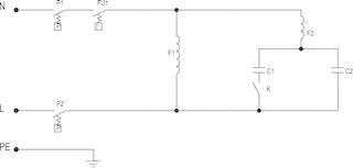 Metabo Motorschutzschalter, 8A (343411830)