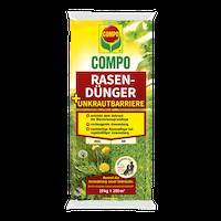COMPO Rasendünger + Unkrautbarriere 10 kg für 200 m²