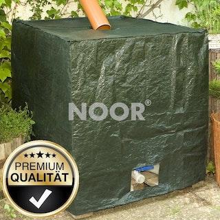 NOOR IBC Container Cover Premium 121 x 101 x 116 cm Grün