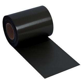 """Noor Zaunblende PVC """"BASIC"""" 35 Meter inkl. 25 Klemmschienen"""