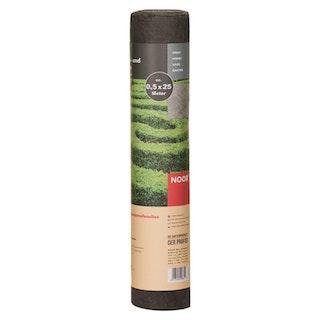 NOOR Premium Heckenvlies dunkelgrau 0,5 x 25 m