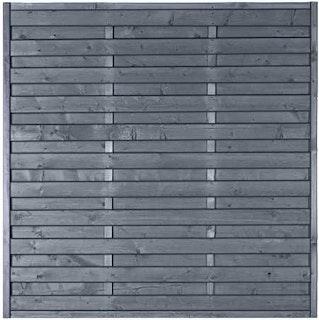 T&J MOONLINE Lammellenzaun 180 x 180 cm