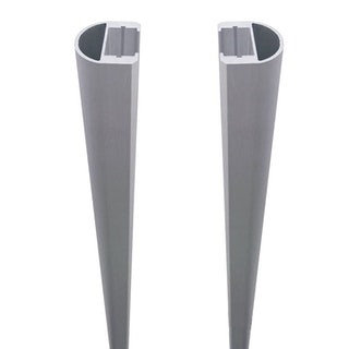 T&J RUDE - Serie Systemglas Universalleisten