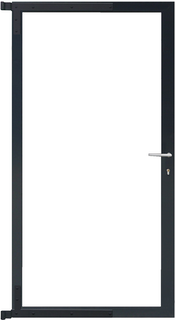 T&J Universal-Torrahmen für Steckzäune