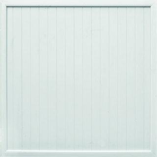 T&J TRENDLINE Kunststoff Sichtschutz 180x180