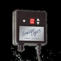 T&J TEJELIGHT Dunkel - Hell - Sensor mit Timer max. 150 Watt inkl. 1 Meter Kabel