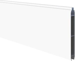 T&J BALTIC Steckzaunsystem Alu-Profilbretter