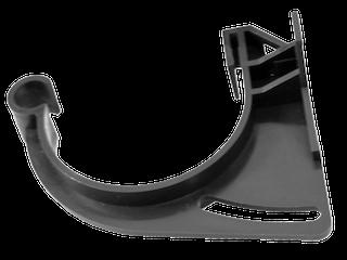 Rinnenhalter PVC, RG80 Typ 250 anthrazit