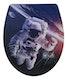 Sanitop WC-Sitz Dekor DP 3D Kosmonaut SSK
