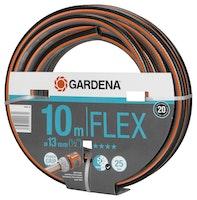 """Gardena Comf. FLEX Schlauch 9x9 13mm 1/2"""" 10m oS"""