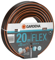 """Gardena Comf. FLEX Schlauch 9x9 13mm 1/2"""" 20m"""