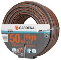 """Gardena Comf. HighFLEX Schlauch10x10 13mm1/2""""50m"""