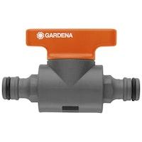 Gardena SB-Kupplung mit Regulier-Ventil