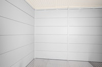 Wolff Finnhaus Innenwandpaket für Metallgerätehaus Eleganto 2724