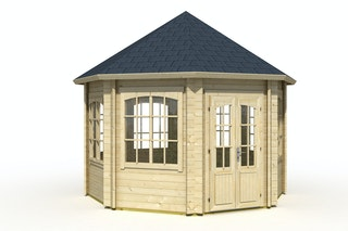 Weka 8-Eck-Pavillon 442 - 44 mm