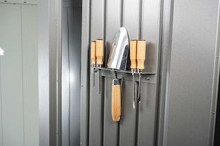 Werkzeughalter für Biohort Gerätehaus Neo (2 Stück)