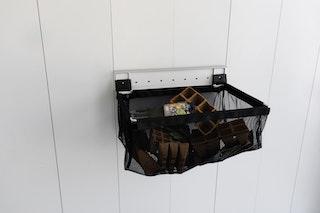 Biohort Einhängesack mit Wandschiene für Gerätehaus Neo