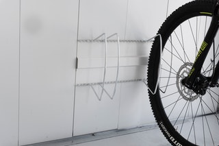 Biohort BikeHolder für Gerätehaus Neo