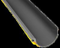 Dachrinne Typ 250 /200 cm braun