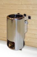 Weka Saunaofen Kompakt rund 3,6 kW 230 Volt