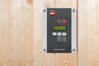 Weka digitale Systemsteuerung für Klassische Saunaöfen