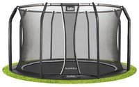 Salta Trampolin Royal Baseground Sicherheitsnetz