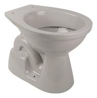 Sanitop Stand-WC, Tiefspüler senkrecht, manhattan