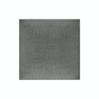 Mollis Polsterpaneel Grau 30 x 30 cm