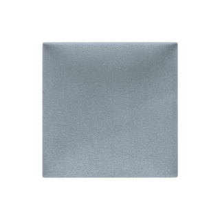 Mollis Polsterpaneel Silber 30x30cm