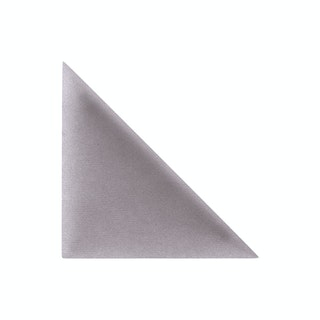 Mollis Polsterpaneel Rosa 30x30 cm Dreieck