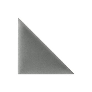 Mollis Polsterpaneel Grau 30x30 cm Dreieck