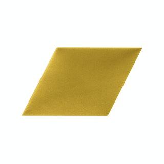 Mollis Polsterpaneel Goldgelb  30x30 cm