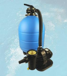 Weka Sandfilteranlage MAXI für Pools 594 und 594 A