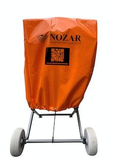 Nozar Abdeckhaube orange