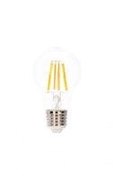 Shada  LED Filament Glühlampe Birne mit Lichtsensor FIL A60 E27 7W 806LM 2700K