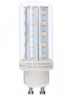 Shada  LED Kornlampe für Zylinderleuchten und Dunstabzgushauben GU10 4W 400LM 2700K 360°