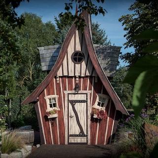 Lieblingsplatz Aura XL Ferienhaus mit farbiger Endbehandlung