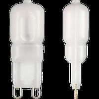 Shada  LED Stiftsockellampe G9 2,5W 200LM 3000K Opal nicht dimmbar 220-240V