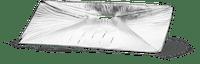 NAPOLEON 5er Set Alueinsatz für Fettwanne P/PRO500