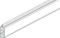 OSMO-Multi-Fence Elegance Startprofil Aluminium