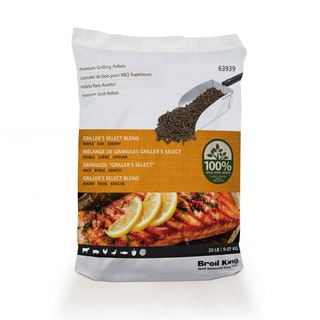Broil King Grillers Select BBQ Holzpellets